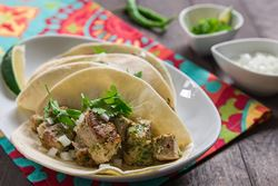 Yellowfin Carne Asada Recipe