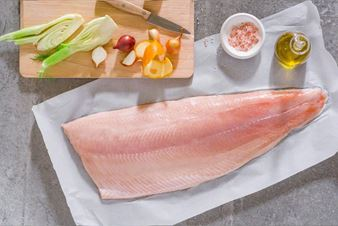 Picture of Wild Alaskan Ivory King Salmon
