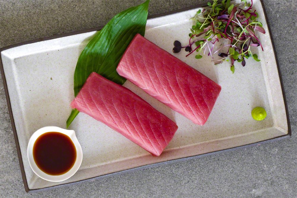 Buy Fresh Or Frozen Yellowfin Tuna | Luxe Gourmets